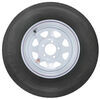 kenda trailer tires and wheels tire with wheel 14 inch karrier st205/75r14 radial white - 5 on 4-1/2 load range c