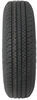 """Karrier ST205/75R15 Radial Trailer Tire with 15"""" Galvanized Wheel - 5 on 4-1/2 - Load Range C M - 81 mph AM32397"""