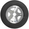 "Karrier ST205/75R15 Radial Trailer Tire with 15"" Aluminum Wheel - 5 on 4-1/2 - Load Range C Radial Tire AM32404"