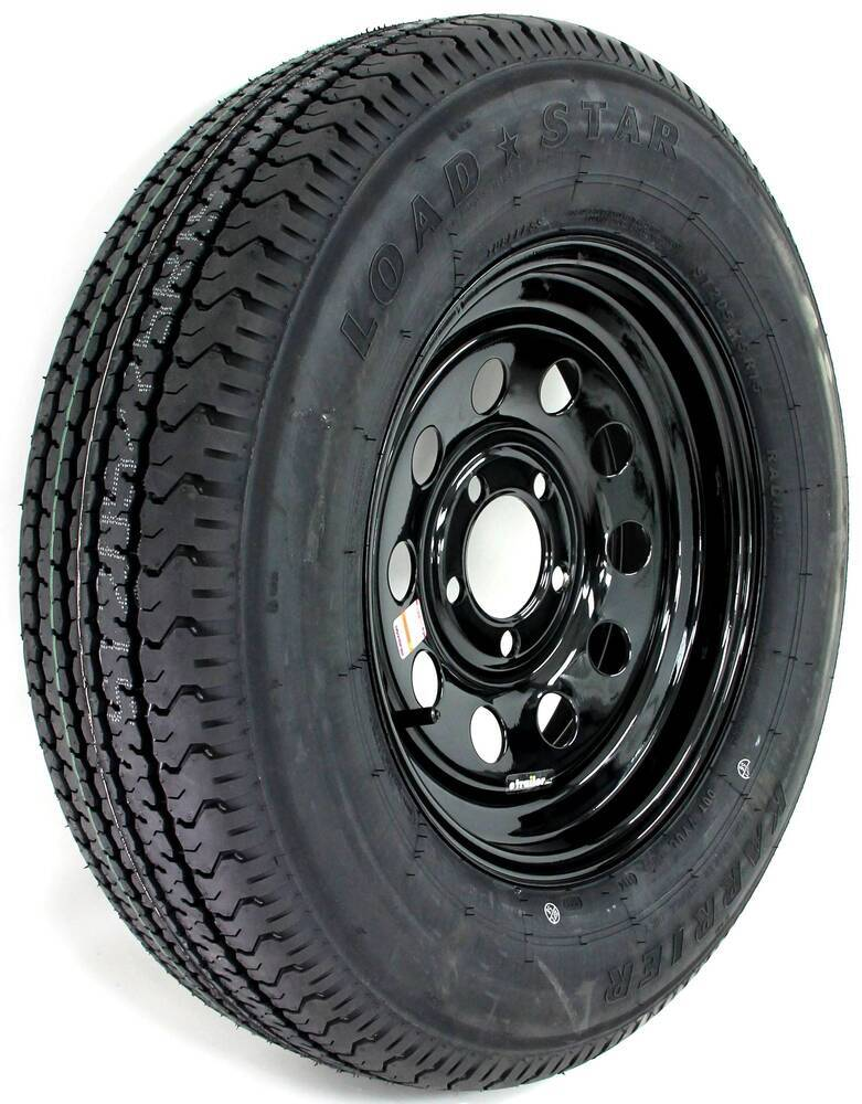 AM32424 - 5 on 4-1/2 Inch Kenda Tire with Wheel