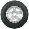 "Karrier ST225/75R15 Radial Trailer Tire with 15"" Aluminum Wheel - 5 on 4-1/2 - Load Range C Load Range C AM32479"