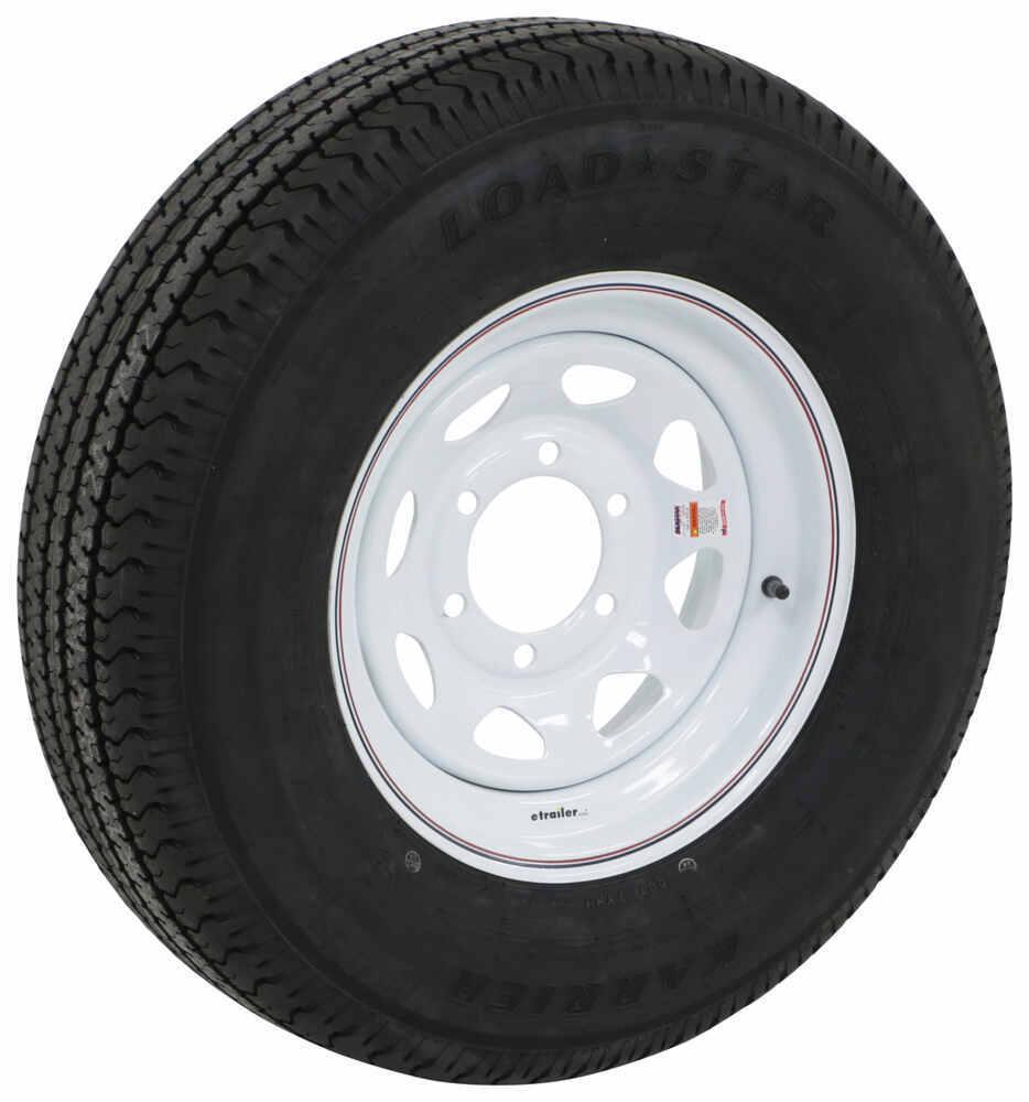 Trailer Tires and Wheels AM32664 - Steel Wheels - Powder Coat - Kenda
