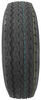 "Karrier ST235/85R16 Radial Trailer Tire with 16"" Aluminum Wheel with Offset - 8 on 6-1/2 - LR E 8 on 6-1/2 Inch AM32742"