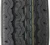 "Kenda Karrier ST235/85R16 Radial Trailer Tire with 16"" Black Mod Wheel - 8 on 6-1/2 - LR E M - 81 mph AM32743B"