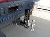 AM3298 - Drop - 8 Inch,Rise - 8 Inch Andersen Trailer Hitch Ball Mount on 2008 Chevrolet Silverado