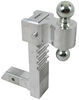 Trailer Hitch Ball Mount AM3413 - Drop - 10 Inch,Rise - None - Andersen