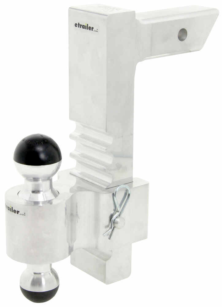 Andersen Drop - 10 Inch,Rise - None Trailer Hitch Ball Mount - AM3417
