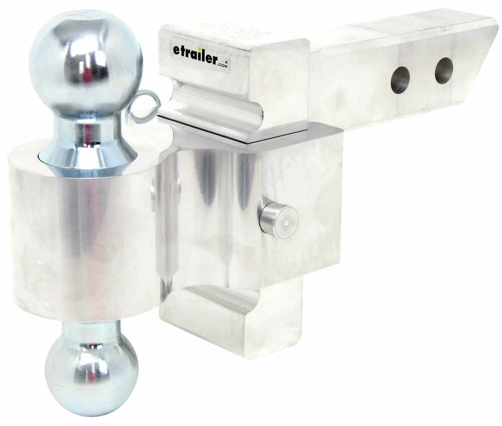 AM3460 - Two Balls Andersen Trailer Hitch Ball Mount