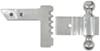 AM3462 - Aluminum Shank - Silver Andersen Adjustable Ball Mount