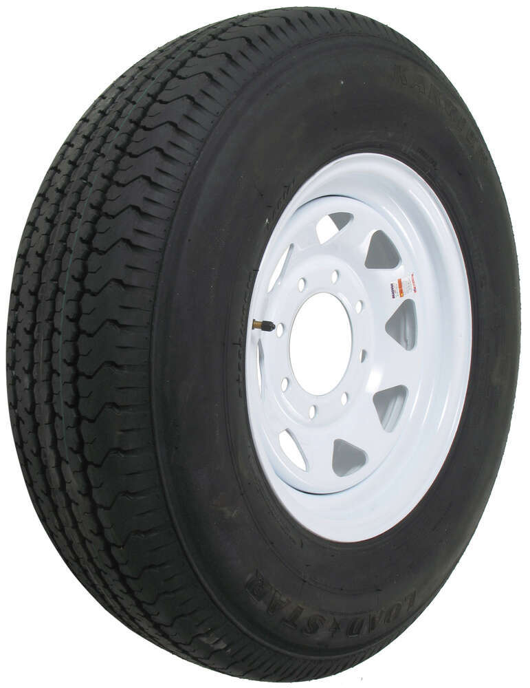 AM34903 - Steel Wheels - Powder Coat Kenda Tire with Wheel