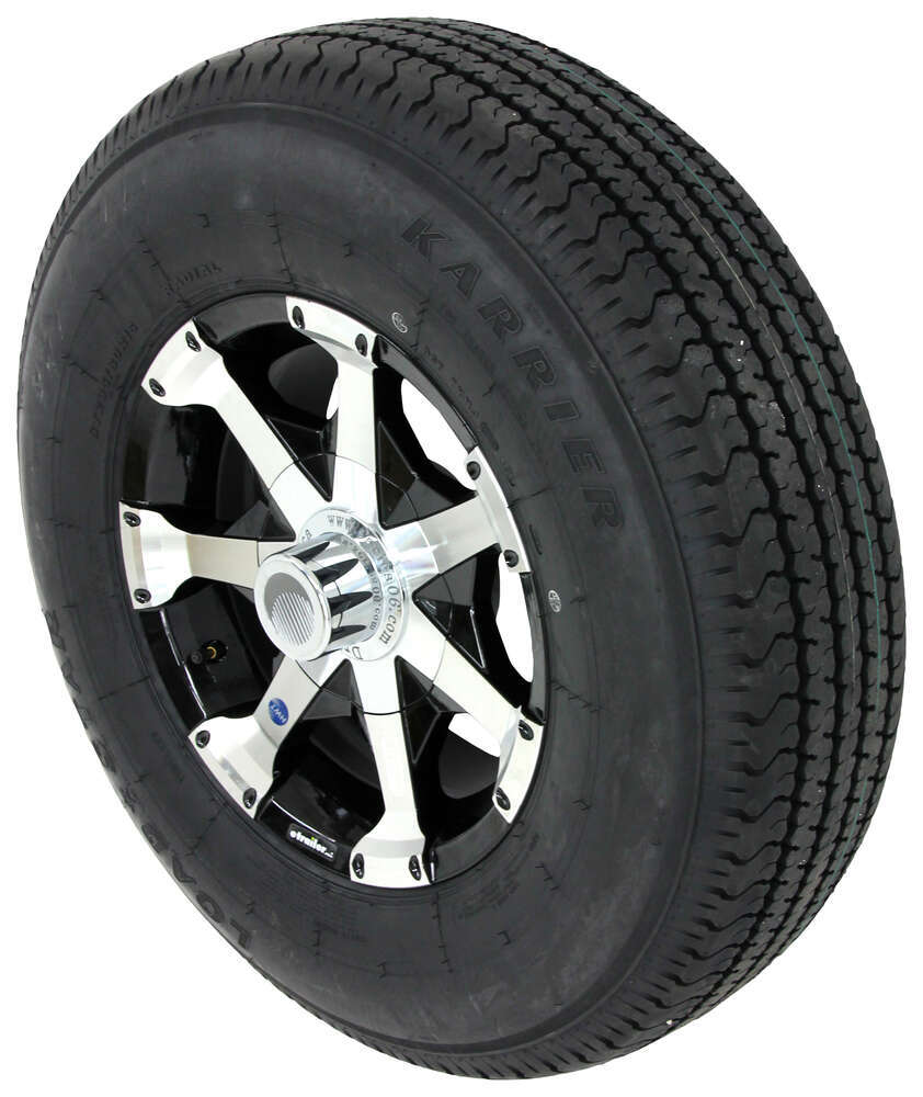 Kenda 6 on 5-1/2 Inch Trailer Tires and Wheels - AM34969B