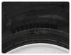"Karrier ST235/85R16 Radial Trailer Tire w/ 16"" White Wheel - 8 on 6-1/2 - Load Range F Load Range F AM35099"