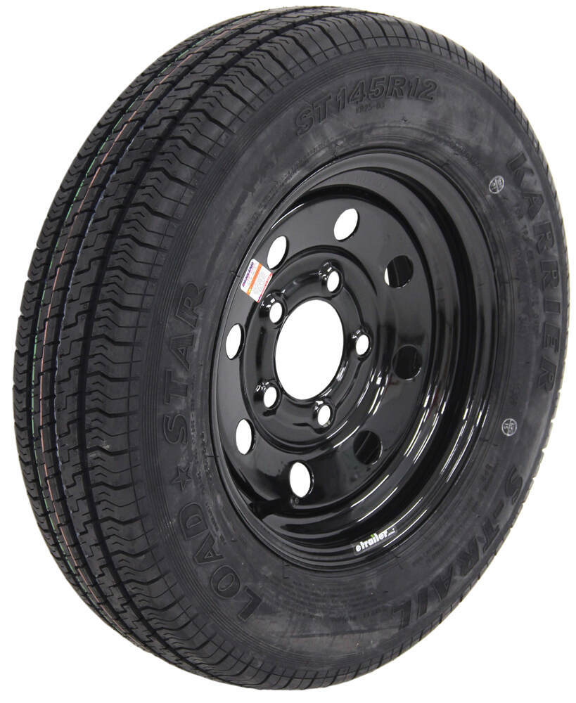 AM35354 - 12 Inch Kenda Trailer Tires and Wheels