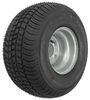 kenda trailer tires and wheels 8 inch 5 on 4-1/2 215/60-8 bias tire with galvanized wheel - load range c