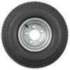 kenda trailer tires and wheels tire with wheel 8 inch 215/60-8 bias galvanized - 5 on 4-1/2 load range c