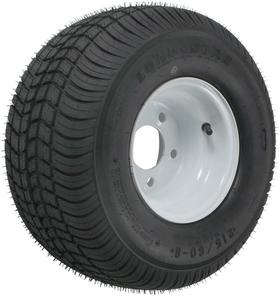 Trailer Tires and Wheels AM3H323 - Bias Ply Tire - Kenda