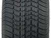 "Kenda 215/60-8 Bias Trailer Tire with 8"" White Wheel - 5 on 4-1/2 - Load Range D M - 81 mph AM3H323"