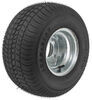 kenda trailer tires and wheels 8 inch 5 on 4-1/2 215/60-8 bias tire with galvanized wheel - load range d