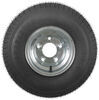 kenda trailer tires and wheels tire with wheel 8 inch 215/60-8 bias galvanized - 5 on 4-1/2 load range d