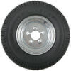 "Kenda 205/65-10 Bias Trailer Tire with 10"" Galvanized Wheel - 5 on 4-1/2 - Load Range B 5 on 4-1/2 Inch AM3H360"