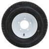 "Kenda Loadstar 205/65-10 Bias Trailer Tire w/ 10"" Solid Center Wheel - 5 on 5-1/2 - LR C 205/65-10 AM3H453"