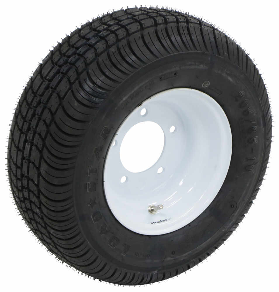 Trailer Tires and Wheels AM3H454 - Standard Rust Resistance - Kenda