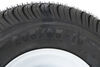 Trailer Tires and Wheels AM3H454 - Steel Wheels - Powder Coat - Kenda