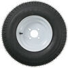 kenda trailer tires and wheels tire with wheel 10 inch 205/65-10 bias white - 4 on load range e