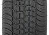 "Kenda 205/65-10 Bias Trailer Tire with 10"" White Wheel - 5 on 4-1/2 - Load Range E 205/65-10 AM3H480"