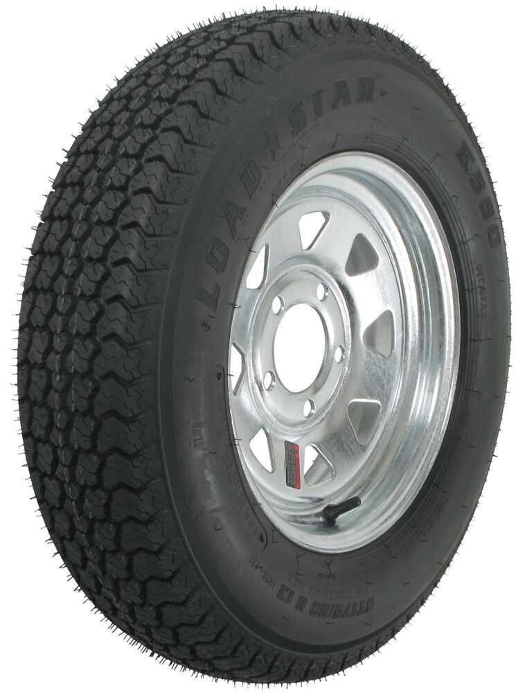 Trailer Tires and Wheels AM3S060 - Good Rust Resistance - Kenda