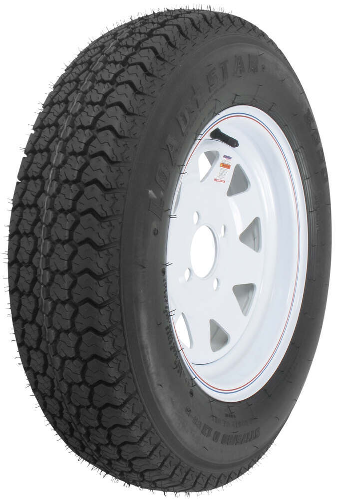 AM3S120 - Standard Rust Resistance Kenda Trailer Tires and Wheels