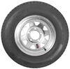 "Loadstar ST185/80D13 Bias Trailer Tire with 13"" Galvanized Wheel - 5 on 4-1/2 - Load Range D 185/80-13 AM3S334"