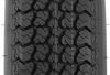 "Loadstar ST185/80D13 Bias Trailer Tire with 13"" Aluminum Wheel - 5 on 4-1/2 - Load Range D Best Rust Resistance AM3S339"