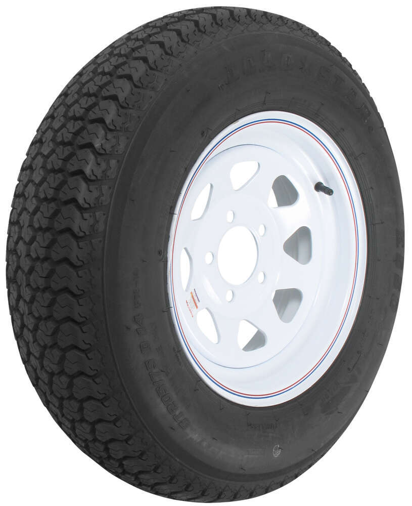 AM3S350 - 14 Inch Kenda Trailer Tires and Wheels