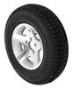 kenda trailer tires and wheels tire with wheel 5 on 4-1/2 inch loadstar st205/75d14 bias 14 aluminum - load range c