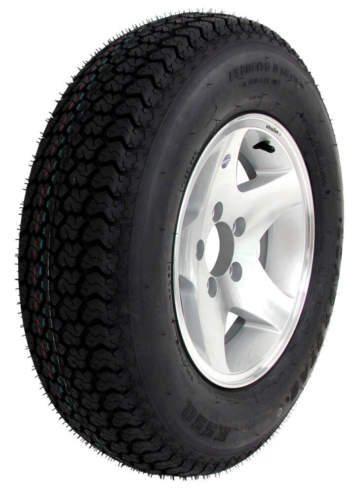Kenda 14 Inch Trailer Tires and Wheels - AM3S434