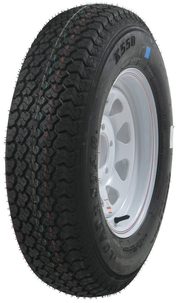 Trailer Tires and Wheels AM3S440 - Bias Ply Tire - Kenda