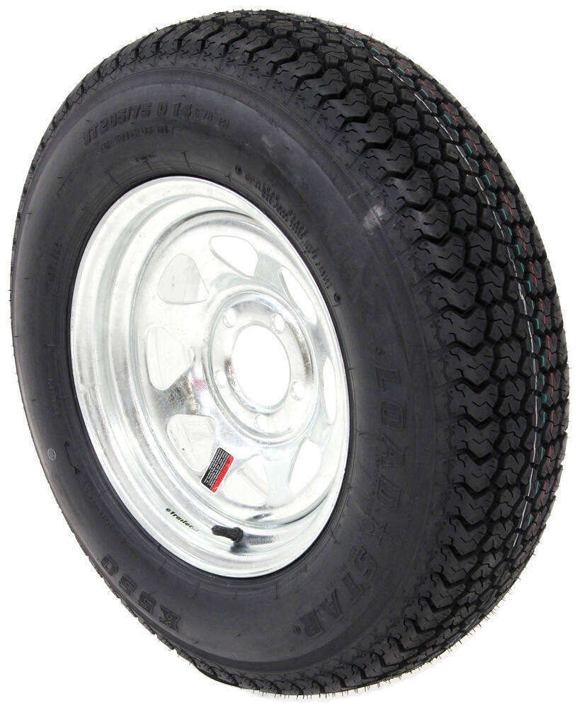 Kenda Tire with Wheel - AM3S450