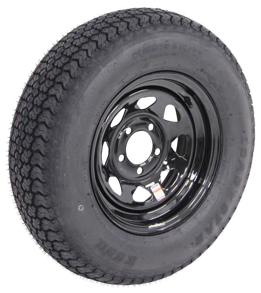 Kenda Bias Ply Tire Trailer Tires and Wheels - AM3S451