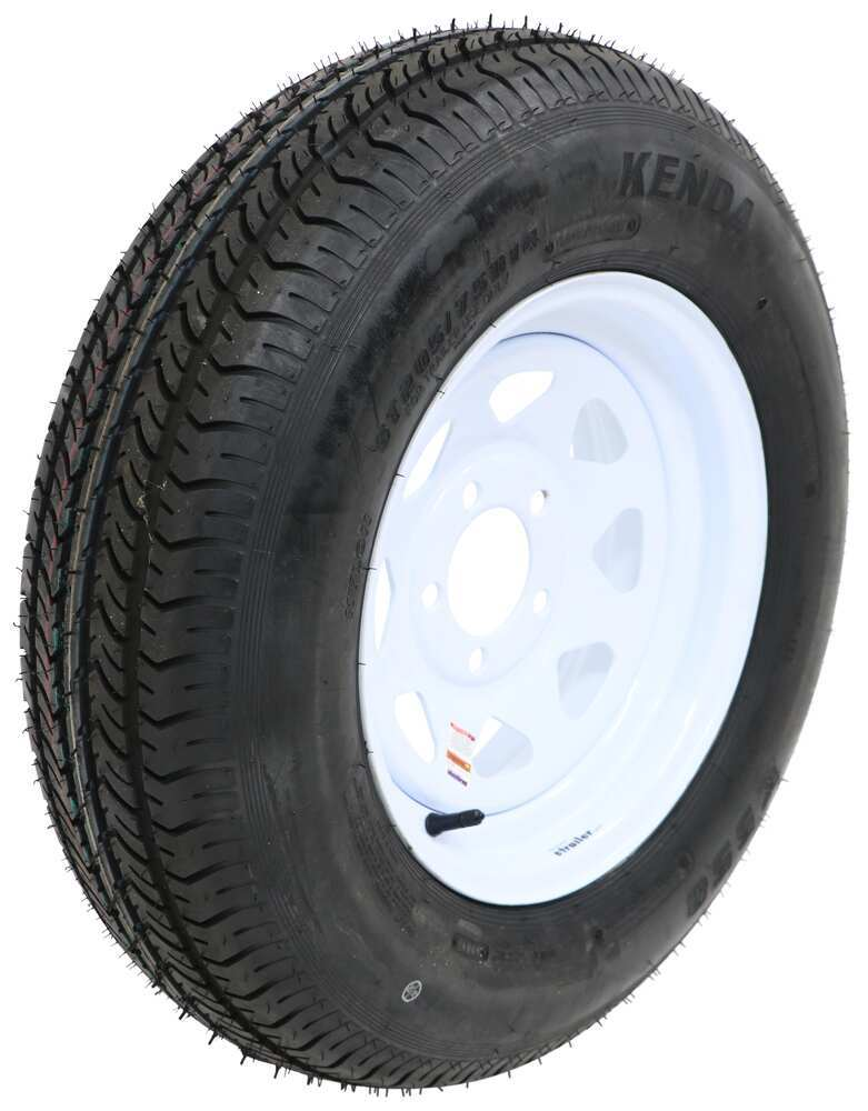 Kenda Tire with Wheel - AM3S455