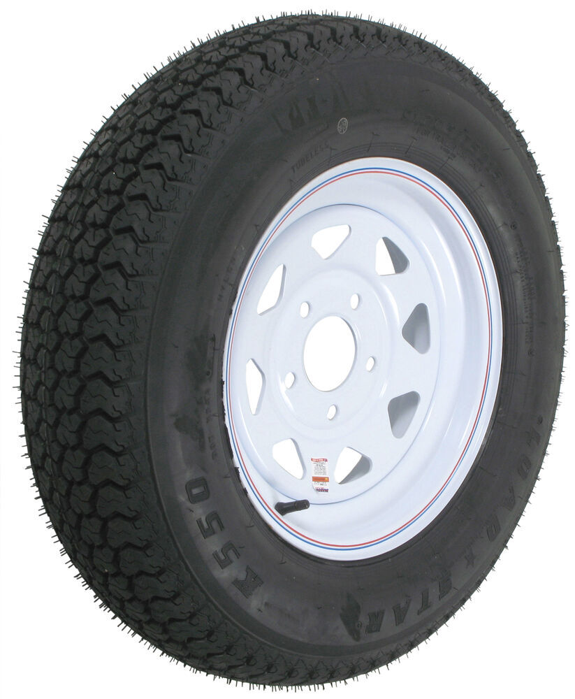 AM3S638 - 5 on 5 Inch Kenda Tire with Wheel