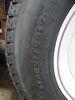 Trailer Tires and Wheels AM3S638 - Steel Wheels - Powder Coat - Kenda