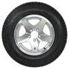 "Loadstar ST205/75D15 Bias Tire w/ 15"" Series 04 Star Mag Aluminum Wheel - 5 on 4-1/2 - LR C 5 on 4-1/2 Inch AM3S649"
