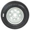 """Loadstar ST205/75D15 Bias Trailer Tire w/ 15"""" Galvanized Wheel - 5 on 4-1/2 - Load Range C 5 on 4-1/2 Inch AM3S650"""