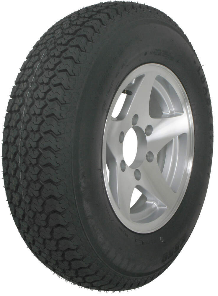 Trailer Tires and Wheels AM3S913 - 225/75-15 - Kenda