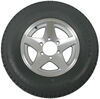kenda trailer tires and wheels tire with wheel 15 inch loadstar st225/75d15 bias aluminum - 6 on 5-1/2 load range d
