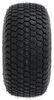"Kenda K500 SuperTurf Tire with 8"" White Wheel - 5 on 4-1/2 - Load Range B 8 Inch AM89992"