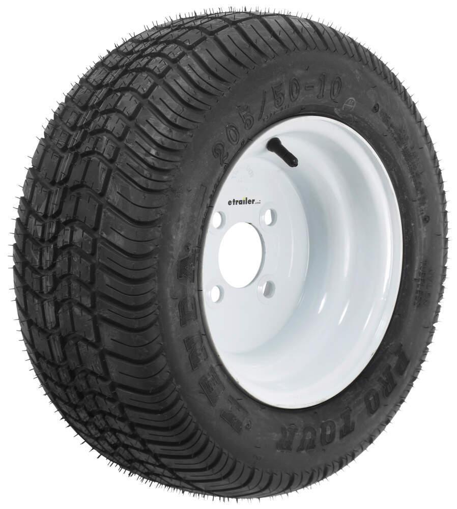 Trailer Tires and Wheels AM90016 - Steel Wheels - Powder Coat,Golf Cart Wheels - Kenda