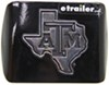 "Texas A&M University Chrome Logo and State Emblem 2"" Hitch Cover Standard AMG100567"