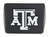 "Texas A&M University Aggies Crystal Emblem 2"" Trailer Hitch Receiver Cover Metal Face AMG102493"
